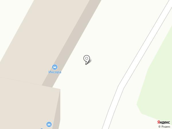 ТеплоСервис52-НН на карте Нижнего Новгорода