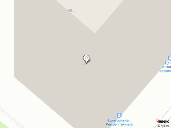 Магазин б/у техники на карте Нижнего Новгорода
