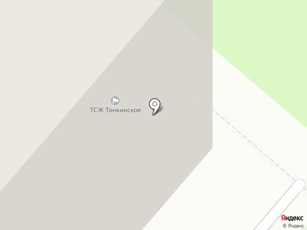 Gett на карте Нижнего Новгорода