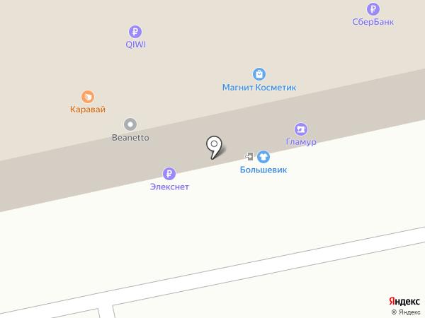 Магазин медицинской одежды на карте Нижнего Новгорода
