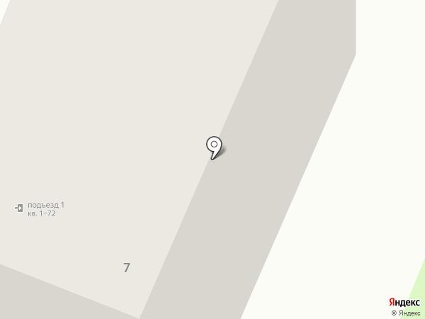 АСФАЛЬТ СТРОЙ НН на карте Нижнего Новгорода