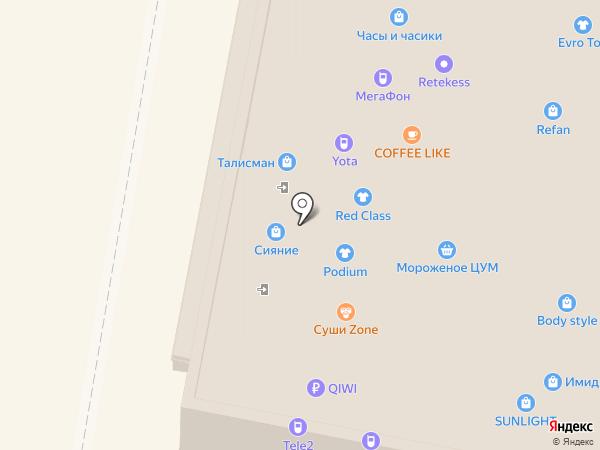 Valensia на карте Нижнего Новгорода