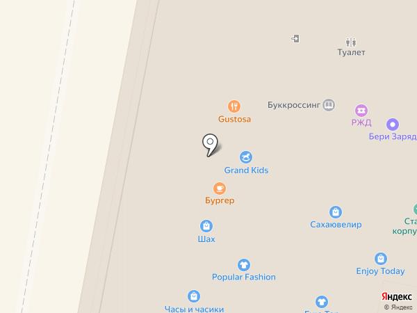 Callipso на карте Нижнего Новгорода