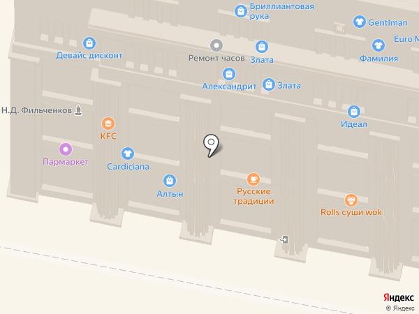 Мальчишкам и девчонкам на карте Нижнего Новгорода
