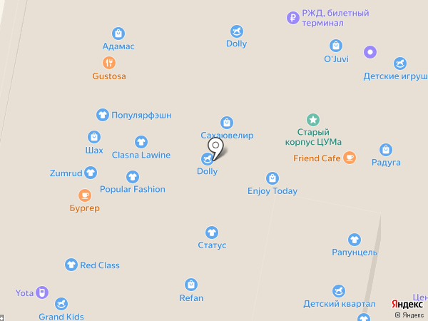 Marsell на карте Нижнего Новгорода