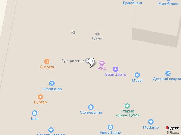 Dolly на карте Нижнего Новгорода