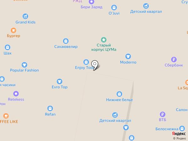 D and P parfume на карте Нижнего Новгорода