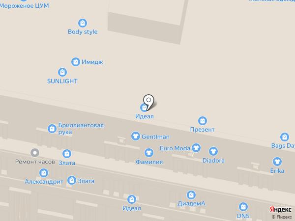 Магазин церковных товаров на карте Нижнего Новгорода