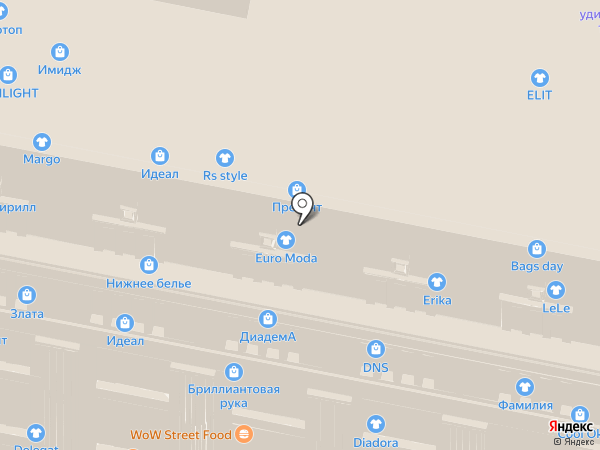 Санечка на карте Нижнего Новгорода