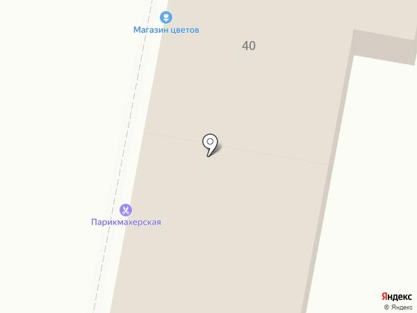 Интерком на карте Нижнего Новгорода