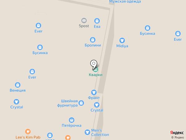 Престиж джинсы на карте Нижнего Новгорода
