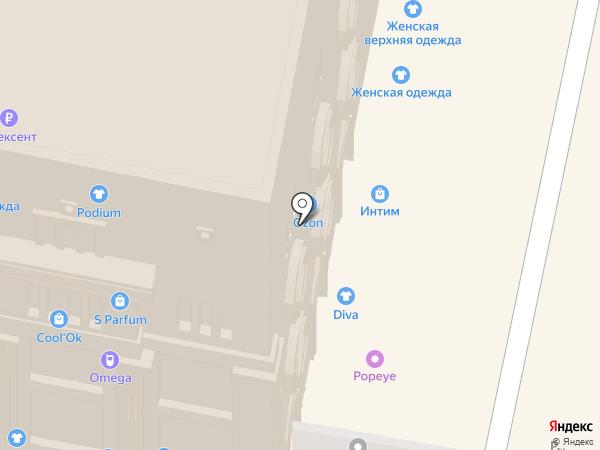 PUPER.RU на карте Нижнего Новгорода