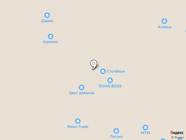 Феникс М на карте Нижнего Новгорода