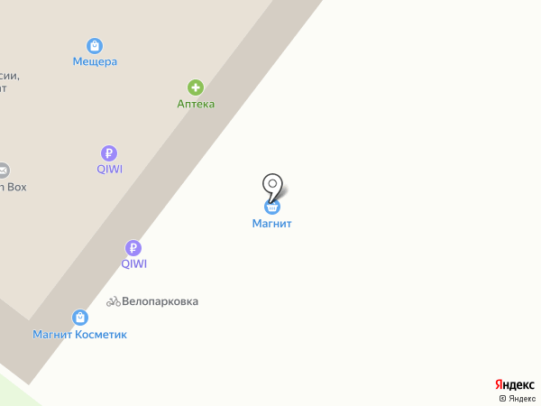 АВАЛОН СЕРВИС на карте Нижнего Новгорода