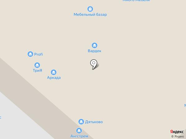 PERRINO на карте Нижнего Новгорода