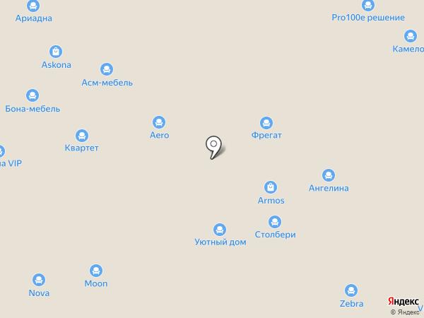 Grand Family на карте Нижнего Новгорода