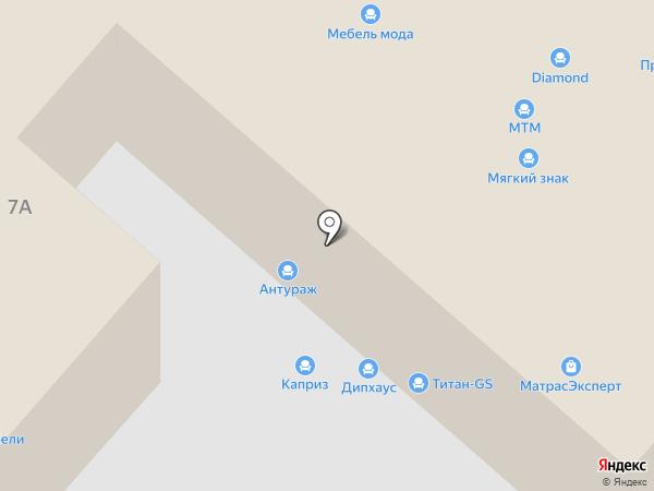 Real flame на карте Нижнего Новгорода