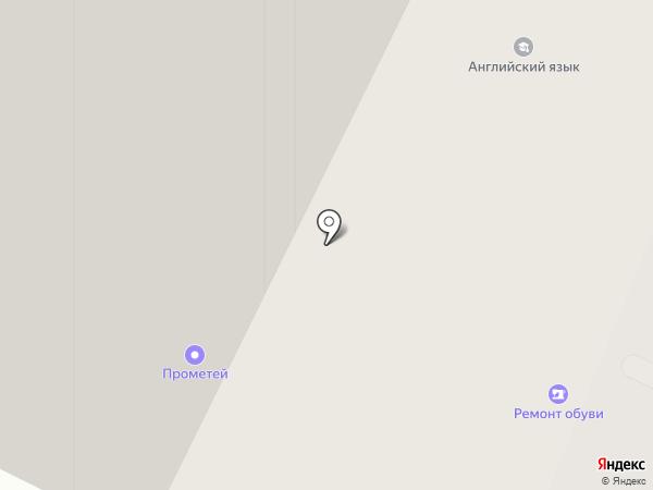 CyberPlat на карте Нижнего Новгорода