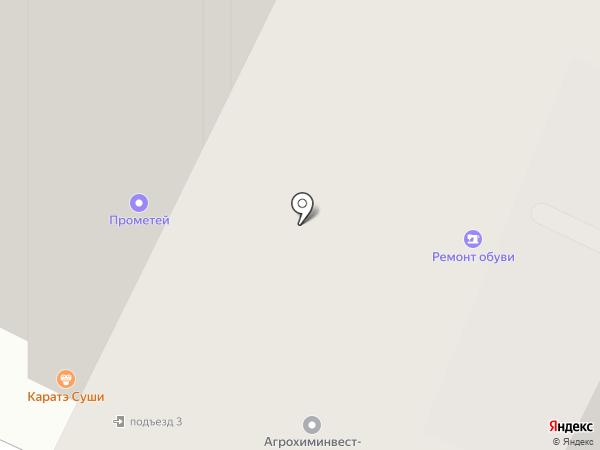 Ваш стиль на карте Нижнего Новгорода