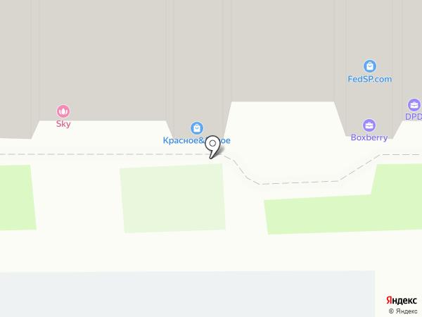 ОСТ-ФАРМ на карте Нижнего Новгорода