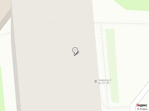 M2 на карте Нижнего Новгорода