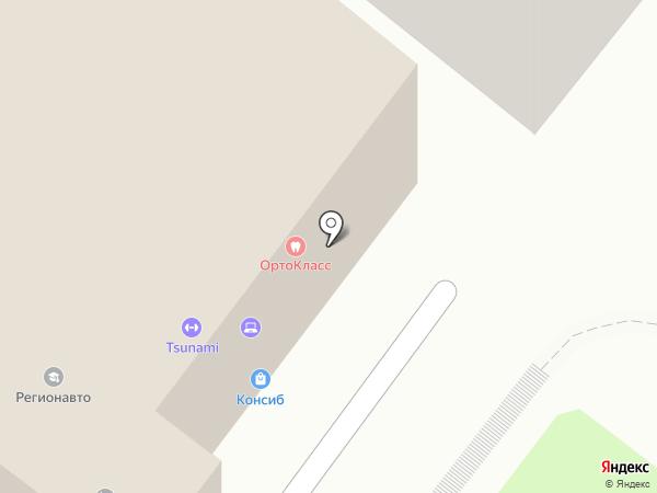 СТРОЙМЕХПРОЕКТ-П на карте Нижнего Новгорода
