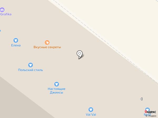 Восток-Электро плюс на карте Нижнего Новгорода