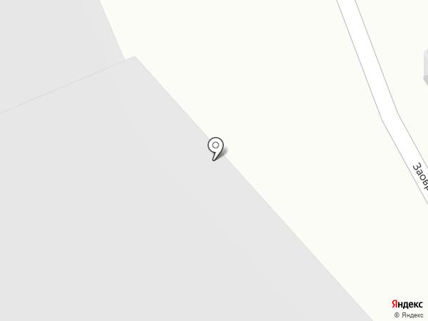 Орион на карте Нижнего Новгорода