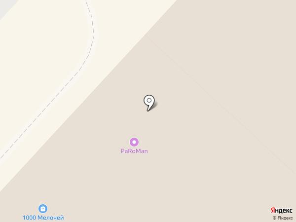 НБД-банк, ПАО на карте Нижнего Новгорода