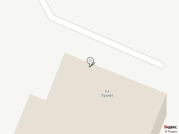 НижИнжСтрой на карте Нижнего Новгорода