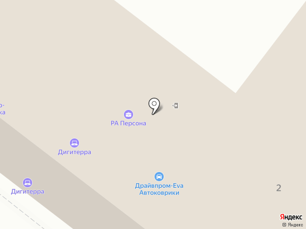 001 на карте Нижнего Новгорода