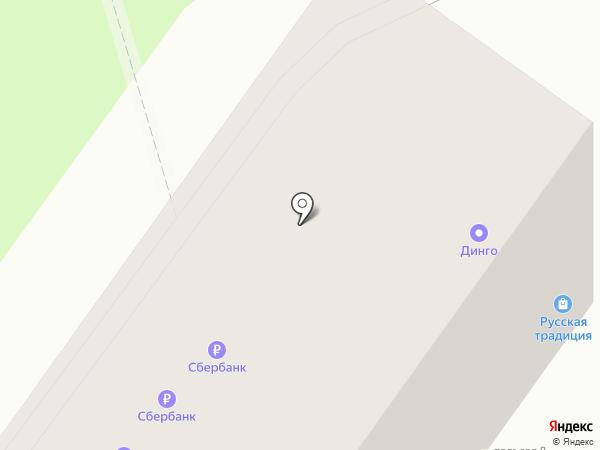 Вита Экспресс на карте Нижнего Новгорода