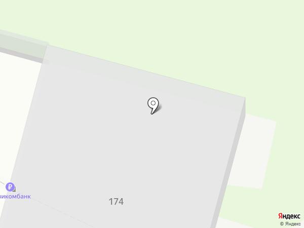 Специальное конструкторское бюро радиоизмерительной аппаратуры на карте Нижнего Новгорода