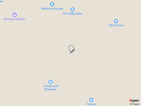 Манн-Групп на карте Нижнего Новгорода