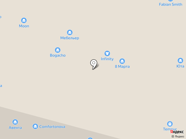 Fabrizio Russo на карте Нижнего Новгорода