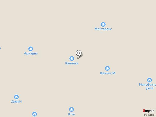 Bono на карте Нижнего Новгорода