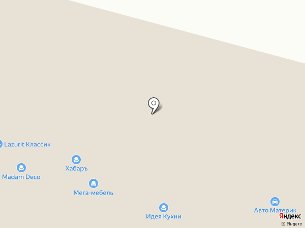 Едим Дома на карте Нижнего Новгорода