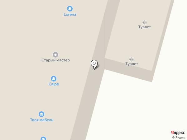 Ashley на карте Нижнего Новгорода