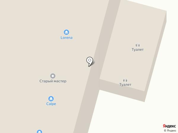 Мебеллайк на карте Нижнего Новгорода