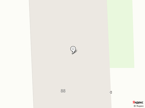 Пожарная часть на карте Бора