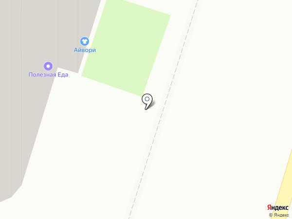 Адент на карте Нижнего Новгорода