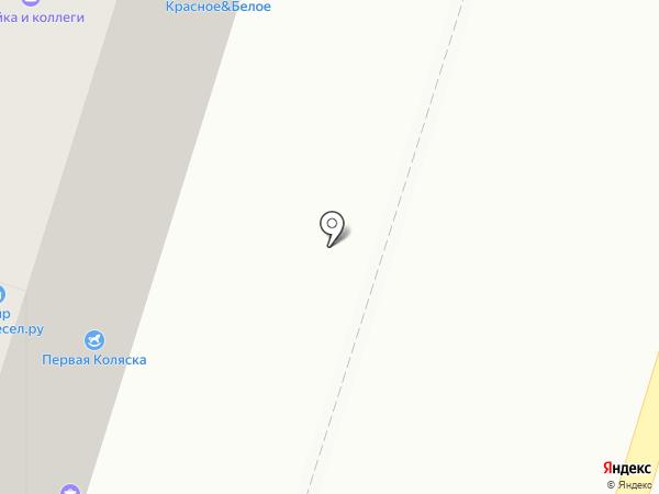 Новый Интерьер на карте Нижнего Новгорода