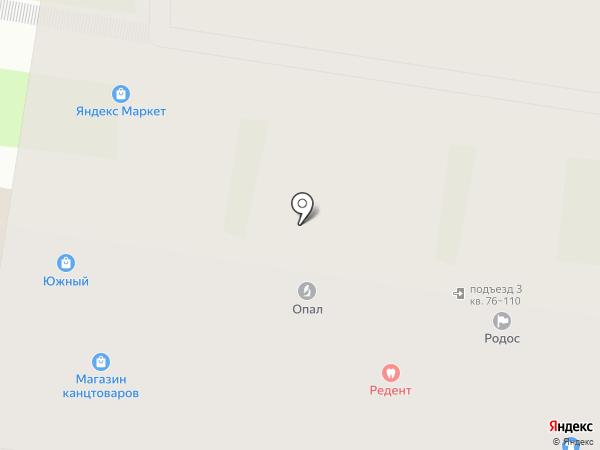 АвтоНяня Незабудка на карте Нижнего Новгорода