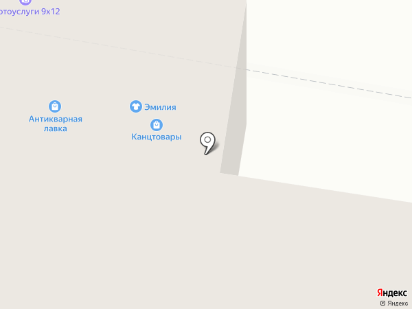 Магазин ивановского текстиля на карте Нижнего Новгорода