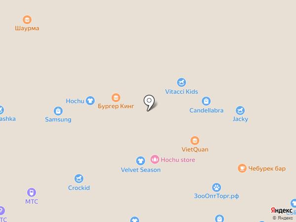 BON BON на карте Нижнего Новгорода