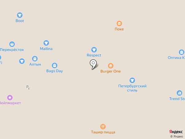 SVYATNYH на карте Нижнего Новгорода