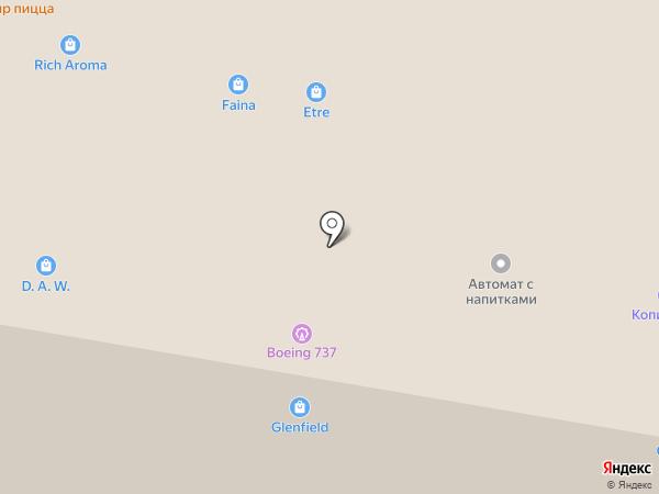 Faina на карте Нижнего Новгорода