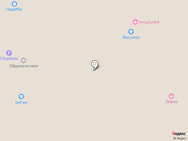 Банкомат, Банк Уралсиб, ПАО на карте Нижнего Новгорода