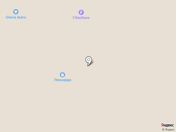 Рив Гош на карте Нижнего Новгорода