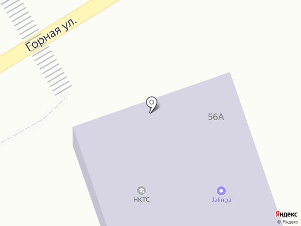 Учебный центр на карте Нижнего Новгорода